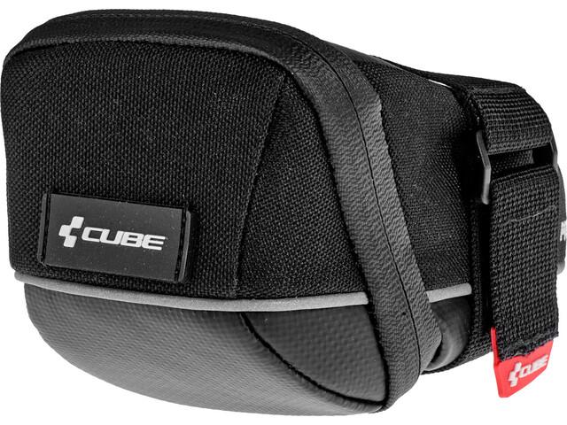Cube Pro Satteltasche S black